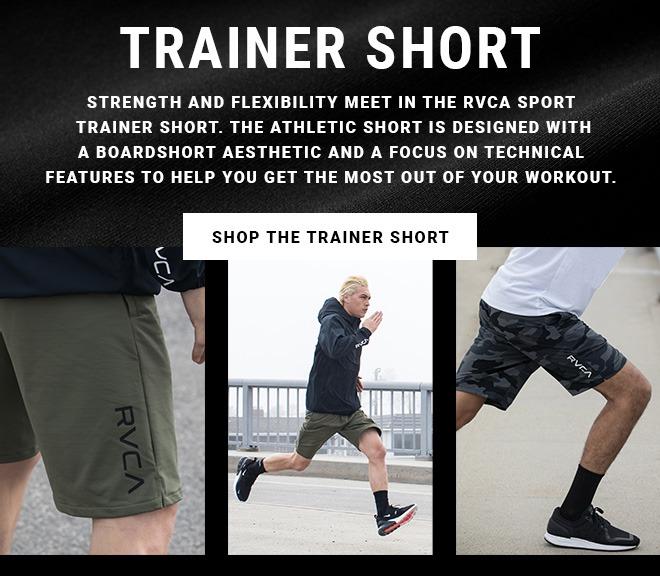 Trainer Short