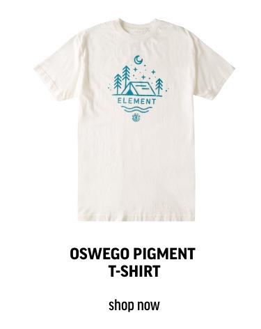 OSWEGO PIGMENT T-SHIRT