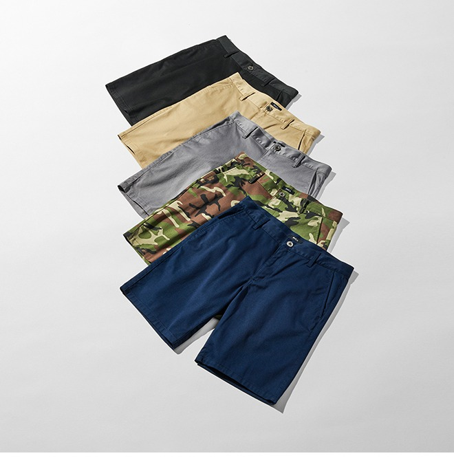 Week-End Shorts
