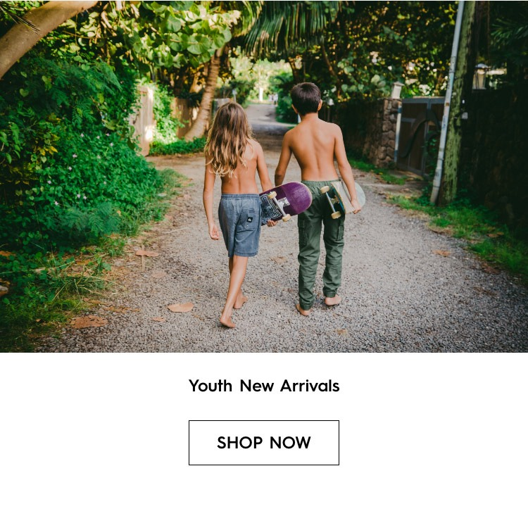 Youth New Arrivals