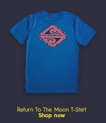 Boys Return To The Moon T-Shirt