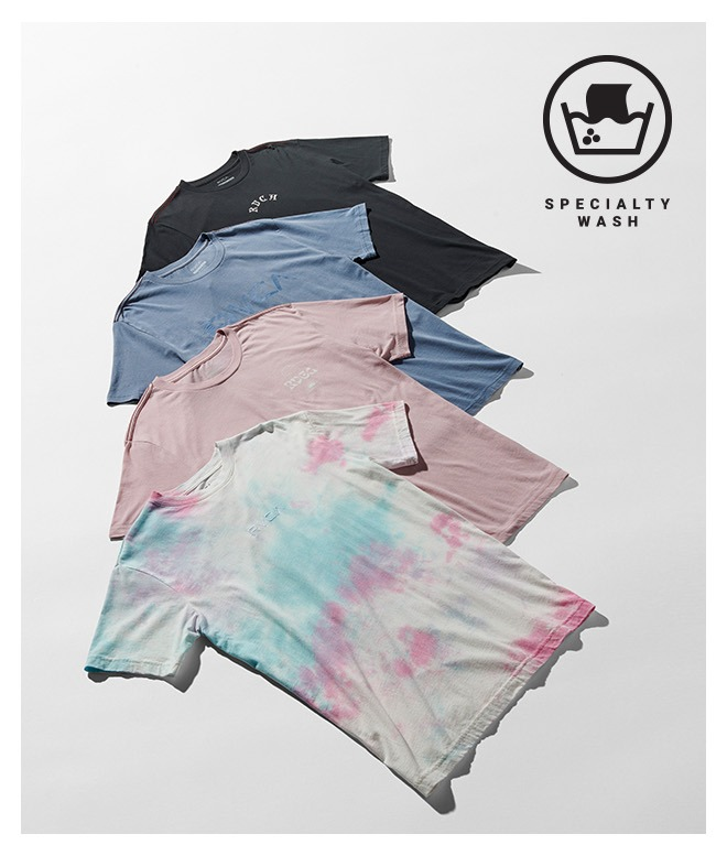 Washed Tees
