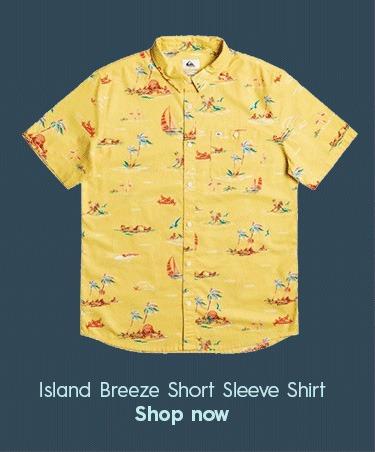 Island Breeze Short Sleeve Shirt