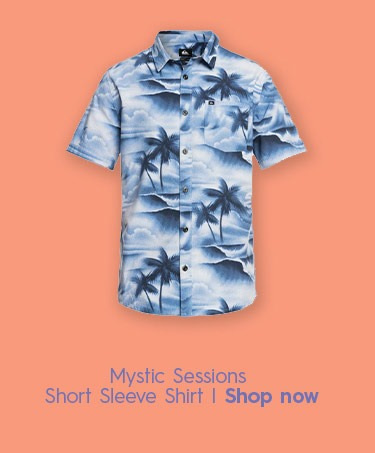 Mystic Sessions Short Sleeve Shirt